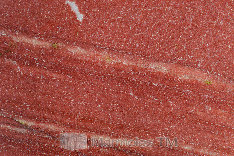 Granito rojo shango m rmoles tm m rmol granito for Marmol travertino rojo