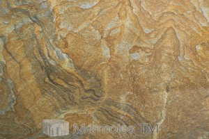 Granito OLAS GOLD (Imagen Tablero)