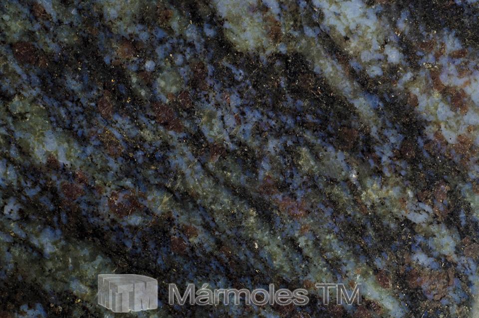 Granito BROSS BLUE